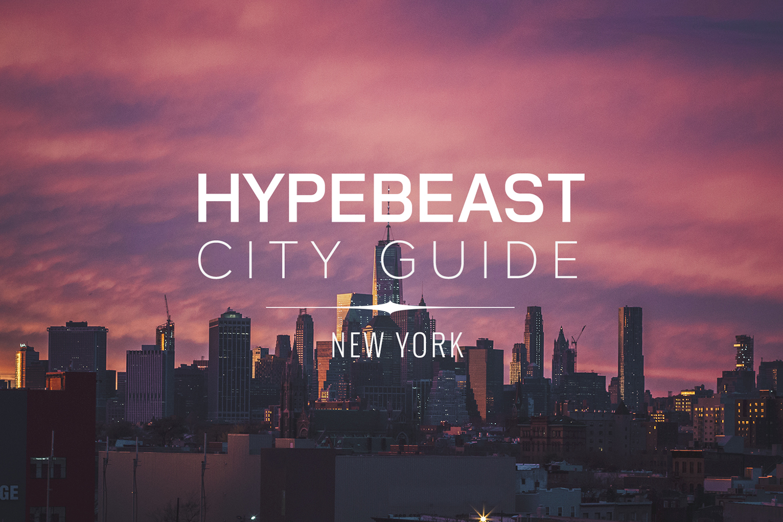 The City Guide to New York