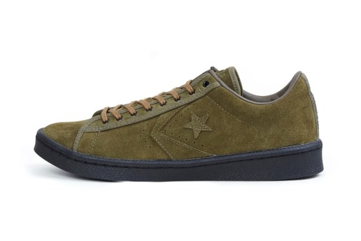 NEXUSVII. Puts a Military-Inspired Spin on the Converse Pro Leather OX