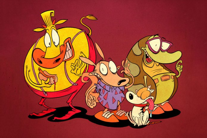 Nickelodeon to Resurface 'Rocko's Modern Life' as a TV Movie