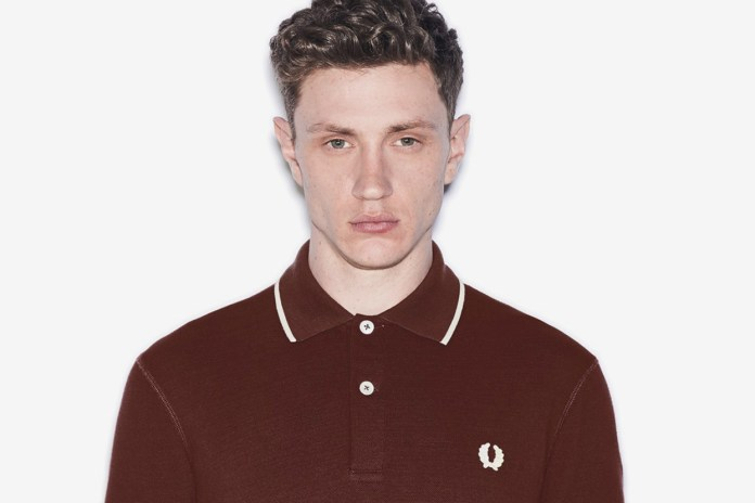 Nigel Cabourn x Fred Perry 2016 Fall/Winter Collection