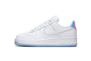 "Nike Radiates with Air Force 1 ""Iridescent"" Pack"