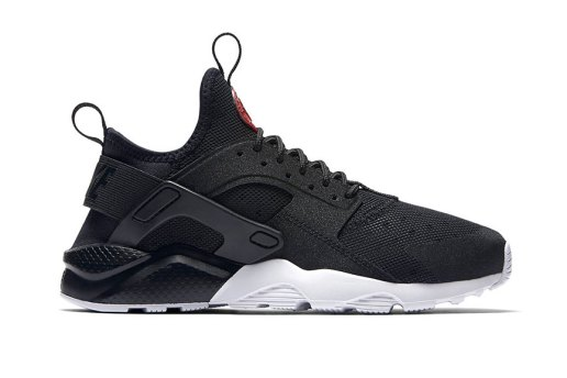 "The Nike Air Huarache Ultra Returns in a ""Bred""-Inspired Colorway"