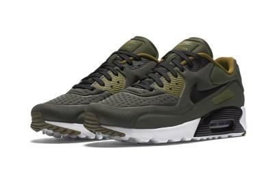 """Nike's Air Max 90 Gets the """"Cargo Khaki"""" Treatment"""