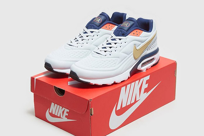 Nike Air Max BW Ultra in a Nostalgic Olympic Theme