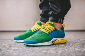 Nike Puts a Brazilian Spin on the Air Presto