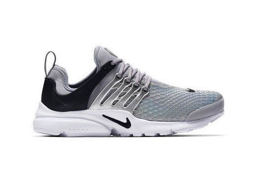 """Nike's Air Presto Silhouette Adds """"Metal Mesh"""" to Its Build"""