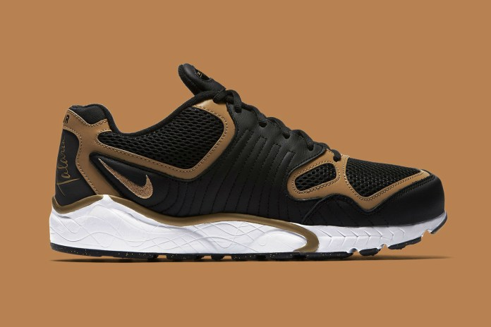 Nike Air Zoom Talaria Receives a Black & Gold Update