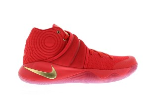 "Nike Basketball Goes for First Place With ""Gold Swoosh"" Trio"