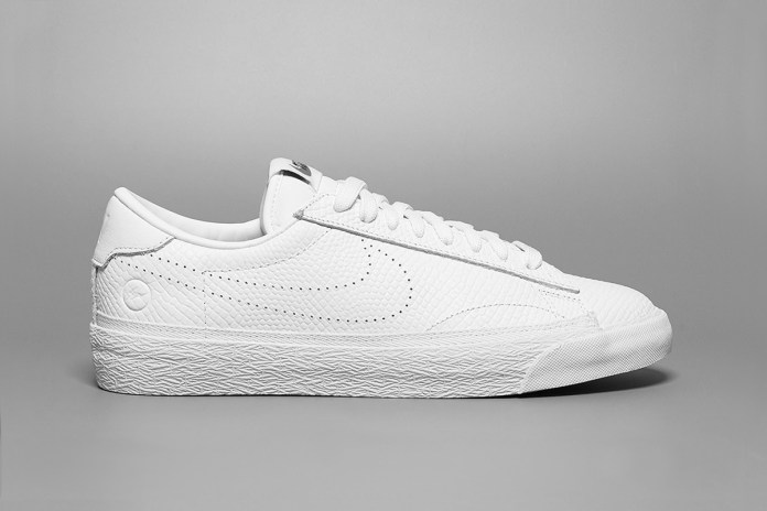 Nike and fragment Return With an All-White Zoom Tennis Classic