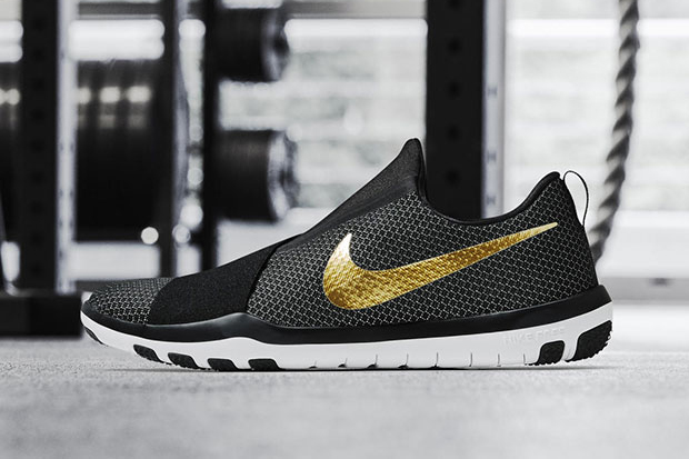 Nike Releases the Free Connect in Gold for WMNS