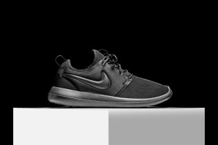 """Nike's Roshe Two Silhouette Dons an """"Ultra Black"""" Colorway"""