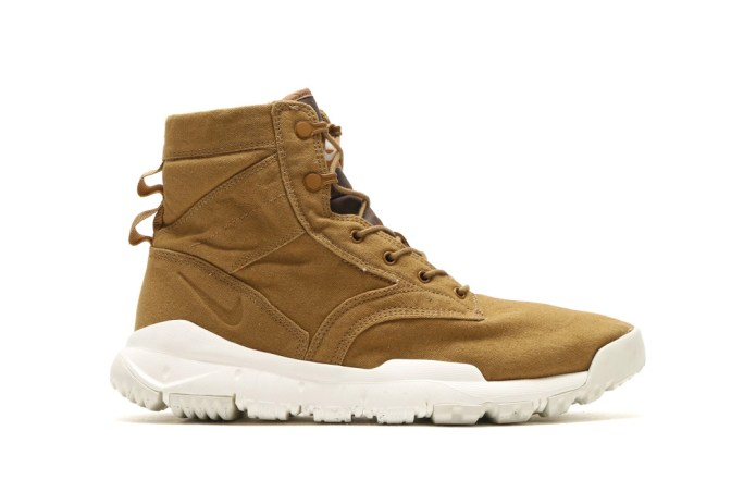 Nike's 6-Inch SFB Returns in Canvas for 2016 Fall/Winter