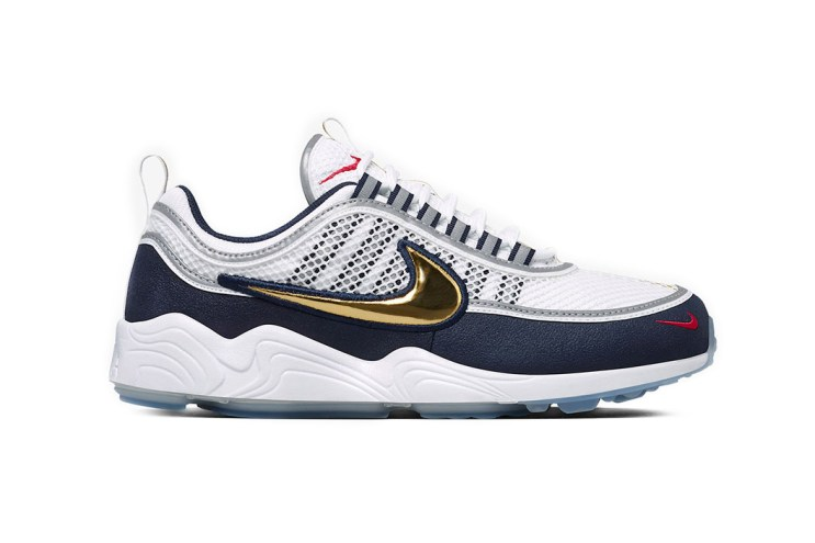 Nike's Spiridon Silhouette Gets Ready for the Medal Stand