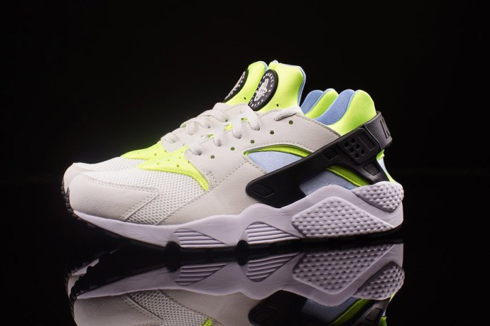 "Nike Sportswear's New ""Volt"" Pack Applies the Striking Colorway Onto Classic Models"