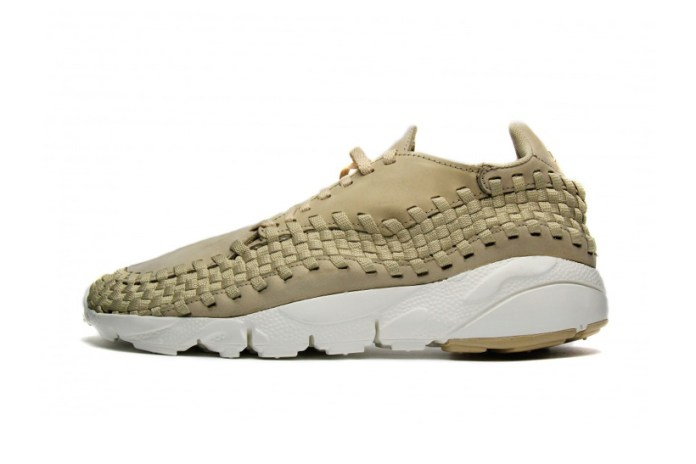 "NikeLab's Air Footscape Woven Sees a New ""Linen"" Colorway"