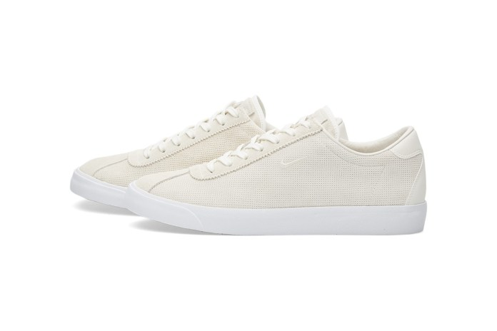 NikeLab Brings Perforated Suede to the Match Classic