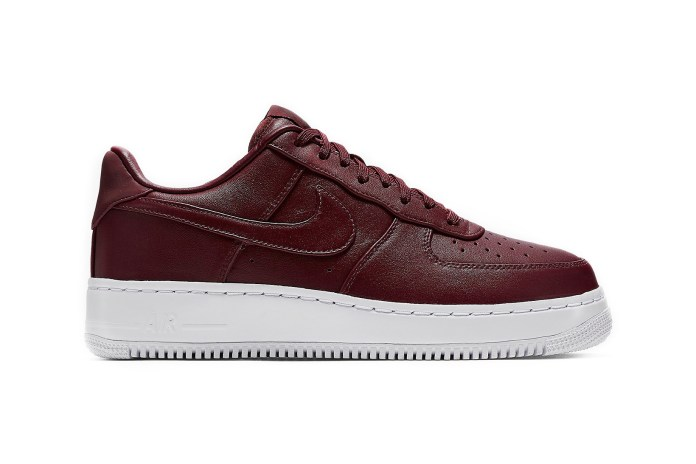 NikeLab's Premium Air Force 1 Silhouette Receive Additional Colorways