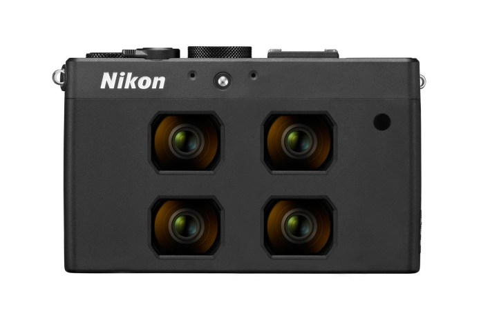 Nikon's 4 Lens Camera Concept Raises Interest in Multi-Aperture Photography