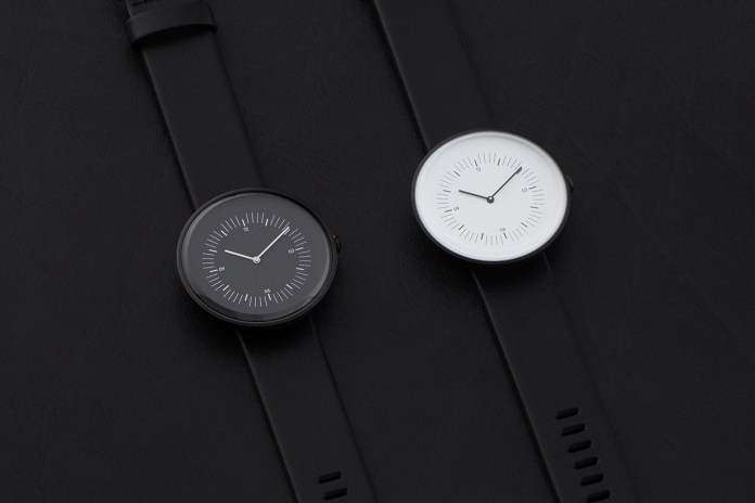 """Nomad Unveils Its Brand New """"Line Collection"""" of Watches"""