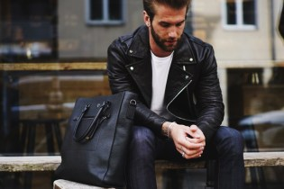 Nomadic Ventures Through Berlin With Andre Hamann for MCM's Latest Lookbook