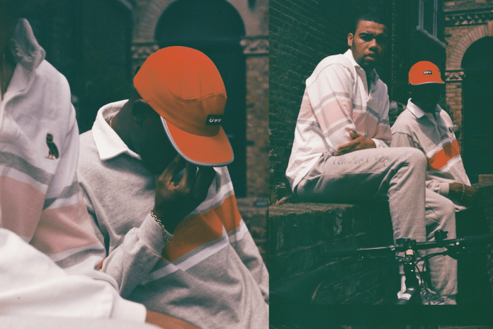 October's Very Own Heads to London for Its Latest Fashion Editorial