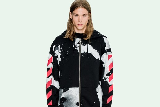 OFF-WHITE Officially Launches 2016 Fall/Winter Collection