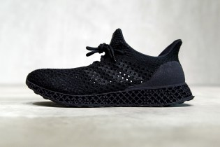 A Closer Look and On-Feet Shots of the adidas Futurecraft With a 3D-Printed Sole Unit