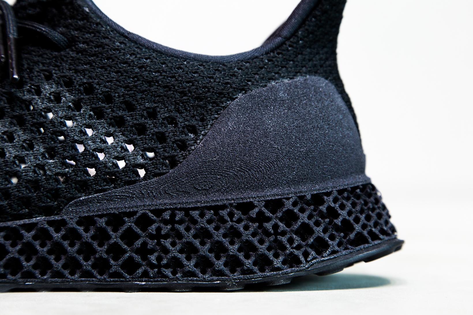 D Printing Fashion Shoes