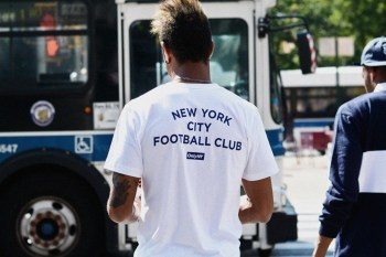 ONLY NY x New York City FC Team up for a Retro-Inspired Collection