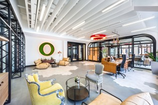 Opera Software's Office Space Is a Modern Interior Design Masterpiece