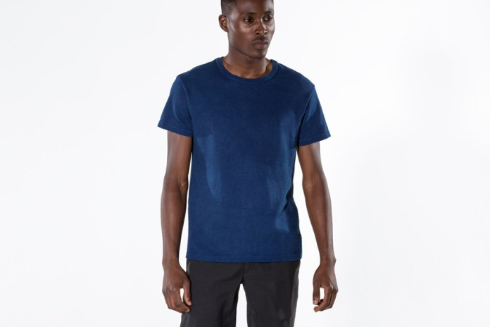 Outlier's Latest Experiment Is a $350 USD Indigo-Dyed Merino Tee