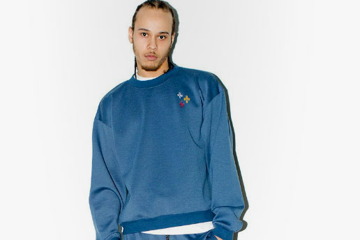 OVO's 2016 Pre-Fall Lookbook Is Full of Athletic Influences