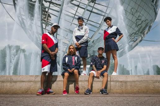 "Packer Shoes x Mitchell & Ness x ASICS 2016 Summer ""Game. Set. Match."" Collection"