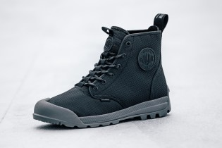 Palladium Boots Helps You Conquer the Urban Terrain For 2016 Fall/Winter
