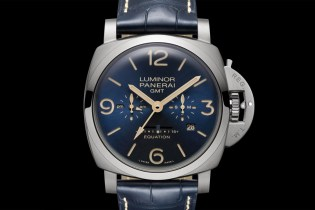 Panerai Unveils Its Luminor 1950 EOT 8 Days GMT