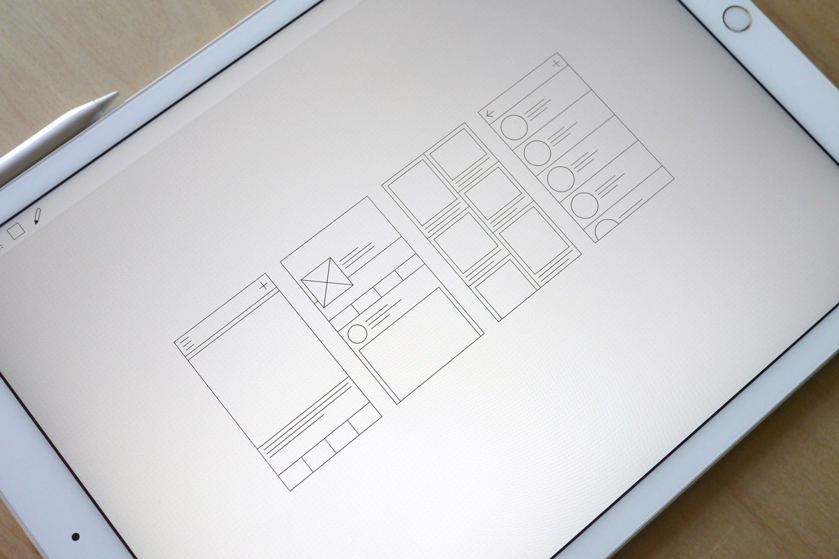 Pattern Is an App That Lets You Create Precise Drawings Through Simple Gestures
