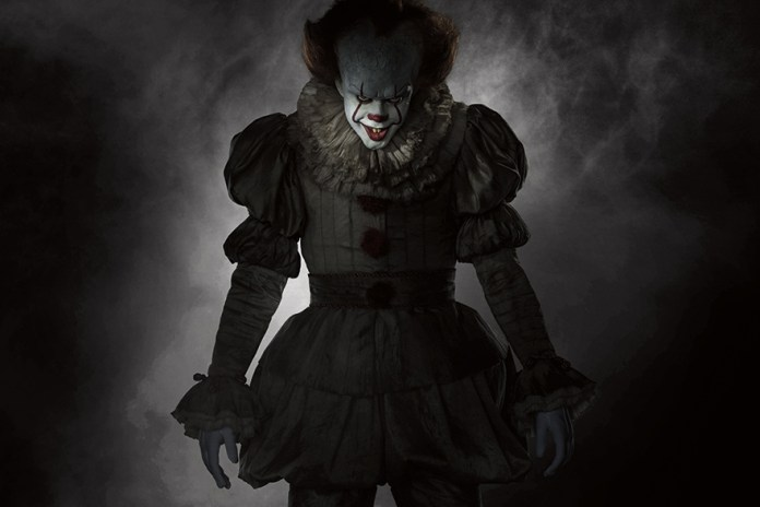 Here's a Look at Pennywise's Killer Clown Costume for the New Stephen King 'It' Movie