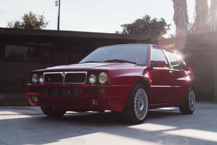 Petrolicious Takes a Look at a 1994 Lancia Delta Integrale EVO II