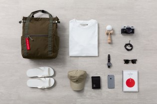 "Fundamentals to Pack From the Plain-Me X URBAN RESEARCH ""City Traveller"" Collection"