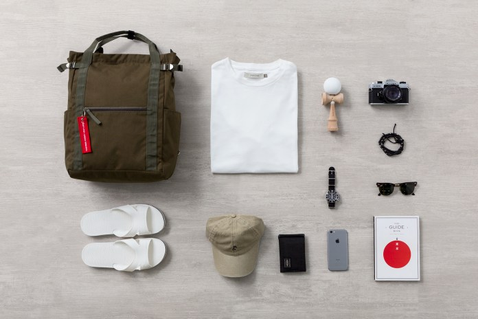 """Fundamentals to Pack From the Plain-Me X URBAN RESEARCH """"City Traveller"""" Collection"""