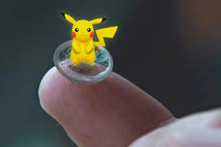 'Pokémon GO' Contact Lenses Could Someday Be a Reality