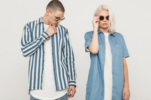 "Publish Brand Presents a Minimalist 2016 Fall ""His and Hers"" Lookbook"