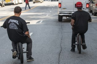 Watch PYRADICE's BMX Team Shred NYC in New Summer Collection