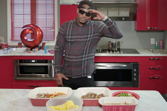 Rapper Cam'ron Breaks Down Some Kitchen Rules