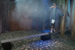 """Watch Danny Brown, A$AP Rocky and More Brave the Gauntlet of Eric Andre's """"Rapper Warrior Ninja"""""""