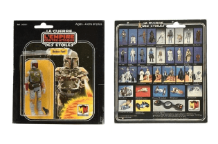 Rare Boba Fett Figure Sold for an Astonishing $34,500 USD at Auction