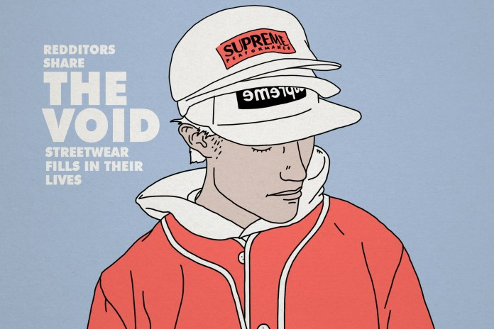 Redditors Explain What Void Streetwear Fills in Their Lives