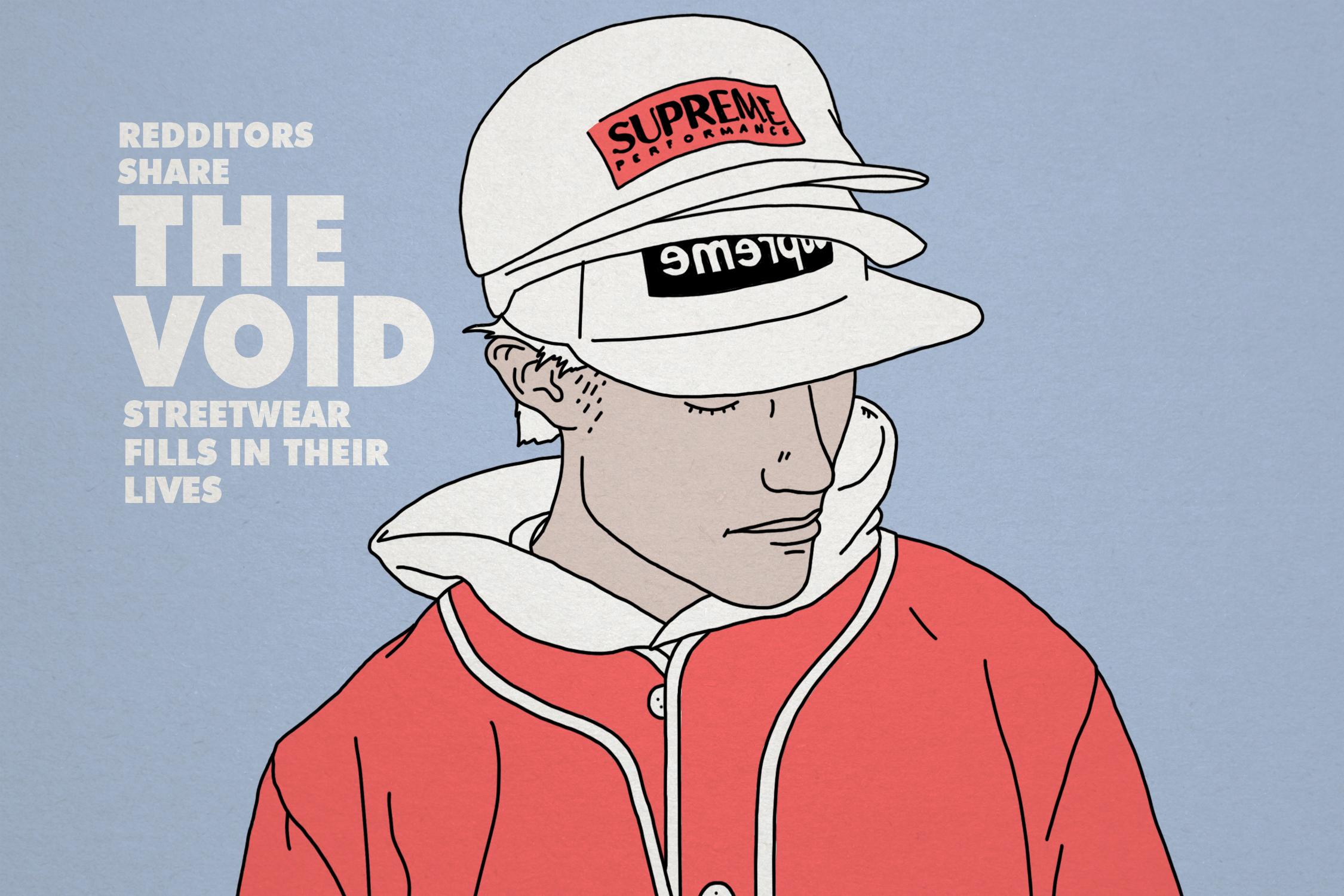 Redditors Explain What Void Streetwear Fills in Their Lives