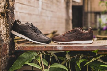 Reebok's Classic Lux Gets Upgraded in Horween Leather