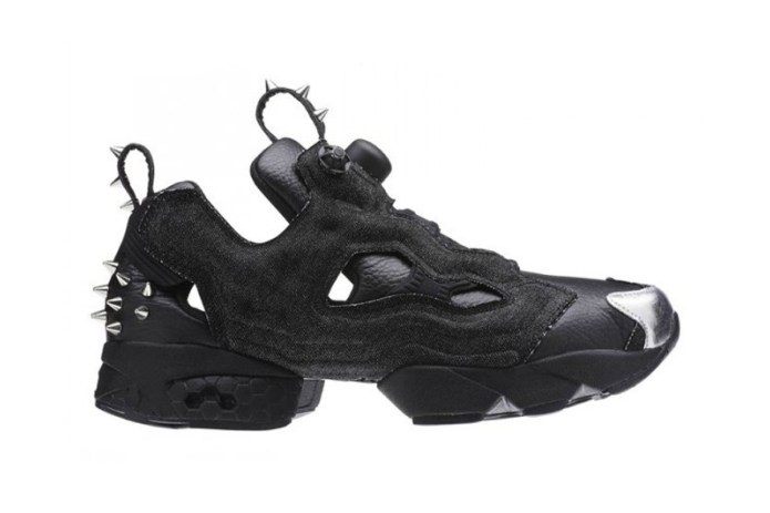 Reebok Instapump Fury Gets a Punk-Inspired Look